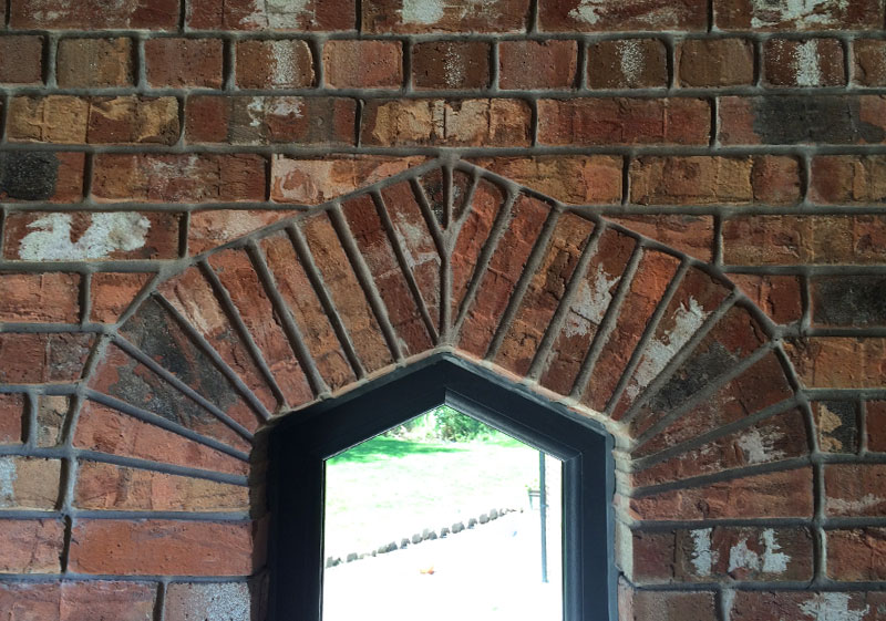 Hutchinson Construction - Brickwork