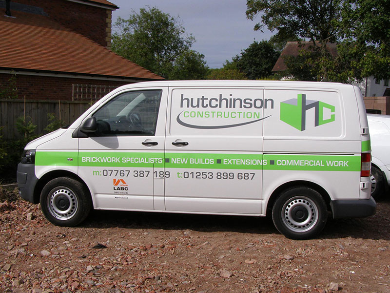 Hutchinson Construction - about